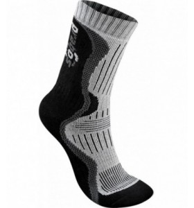 PRABOS AIR-TEC socks grey